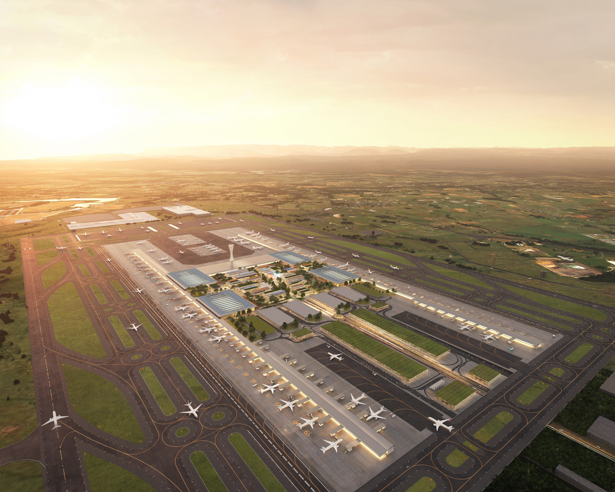 WINNERS ANNOUNCED FOR WESTERN SYDNEY AIRPORT COMPETITION