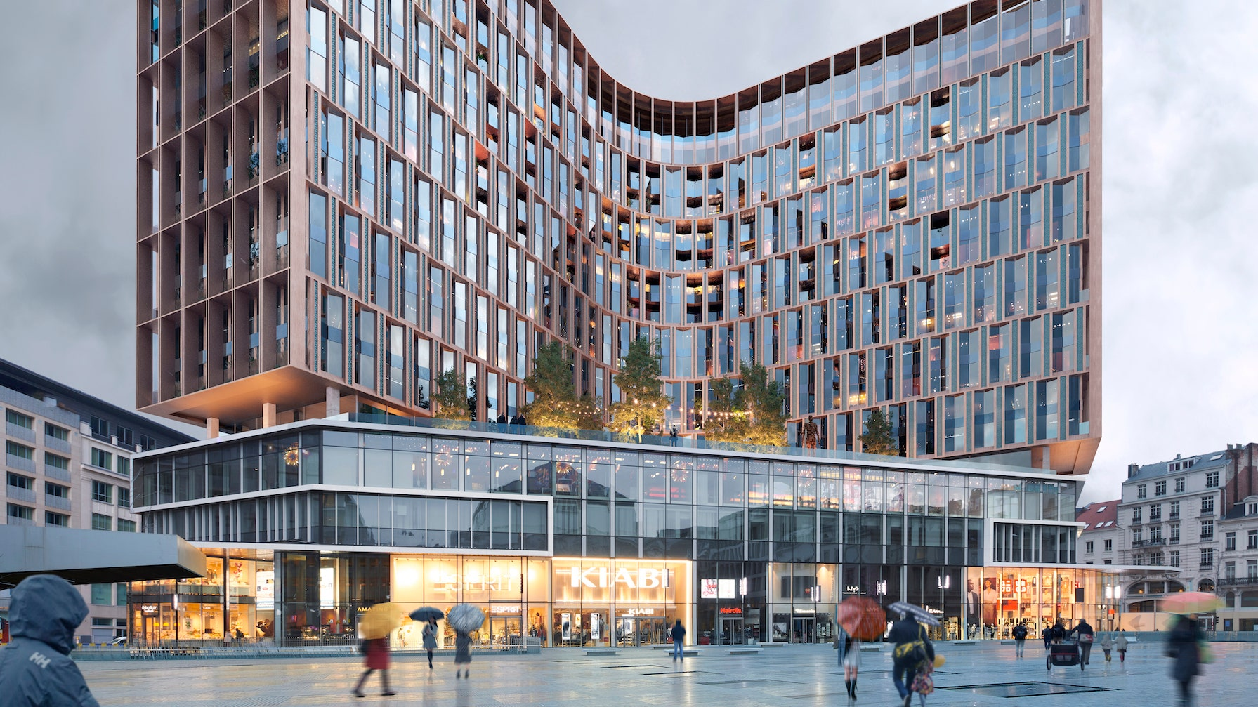SNOHETTA SELECTED TO TRANSFORM ICONIC BRUSSELS BUILDING