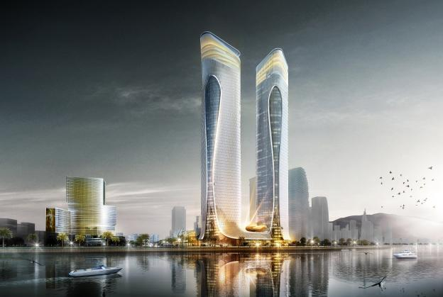 Aedas breathes some fire into China
