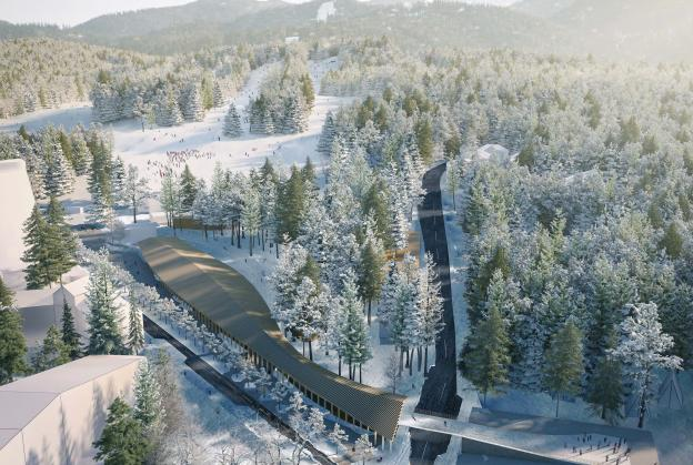 William Matthews Associates win first place in Borovets competition
