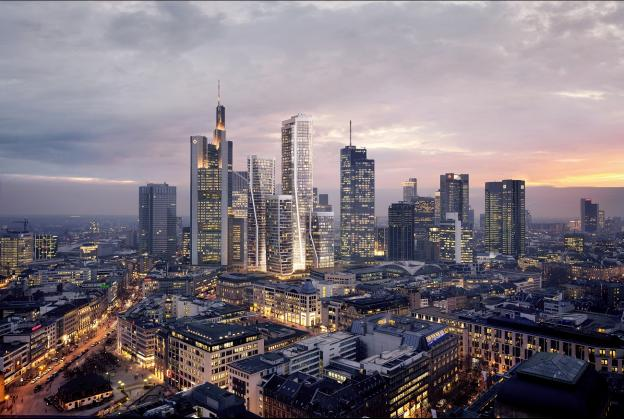 Consortium formed to deliver FOUR Frankfurt
