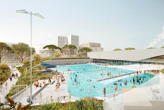 Work to begin on Gunyama Park Aquatic Centre