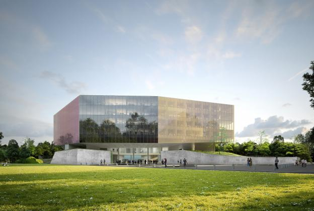 OMA wins Lille Courthouse Competition