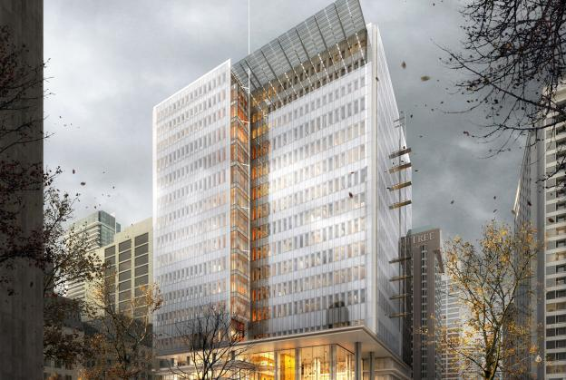 Contract awarded for Can$956m Toronto courthouse