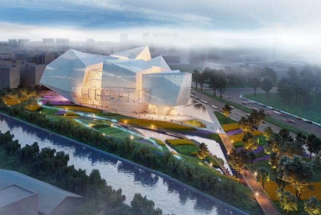 Results announced for Chengdu Natural History Museum contest