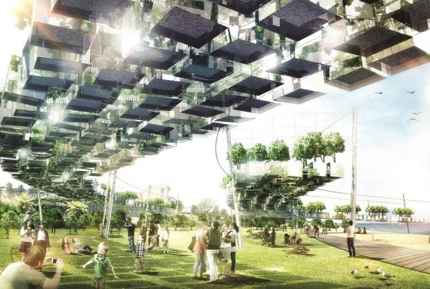 LAGI competition shortlist showcases world-changing designs
