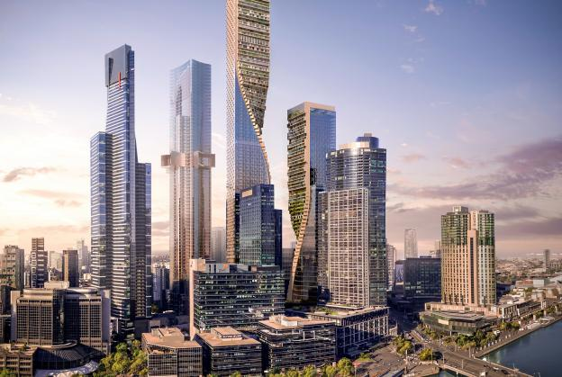 UNStudio to create Australia's tallest tower