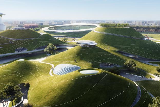 Quzhou Sports Campus breaks ground