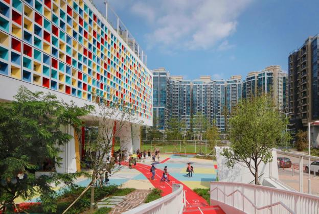 Hong Kong school sets an example of sustainability