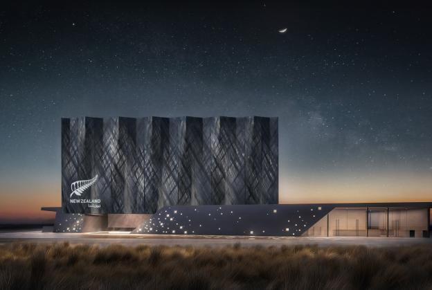 New Zealand team create welcoming space for Expo 2020 Dubai
