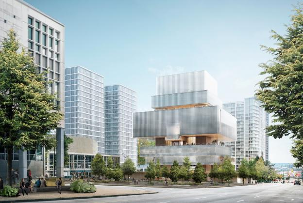 Major milestones reached for Vancouver Art Gallery