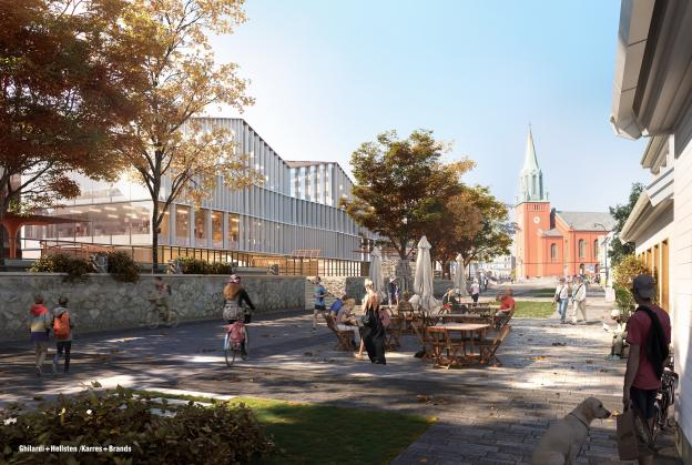 Stavanger cultural hub competition results revealed