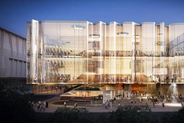New theatre to take centre stage in Brisbane