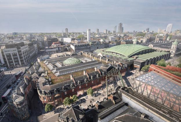 Designs released for Museum of London at West Smithfield