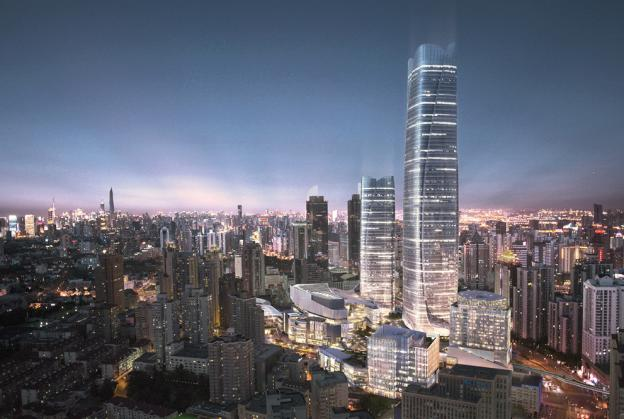 Lead8 unveil plan for major Shanghai development