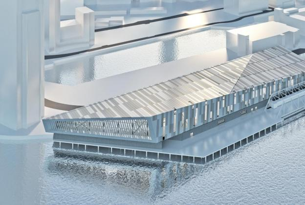 Green light for Liverpool Cruise Terminal