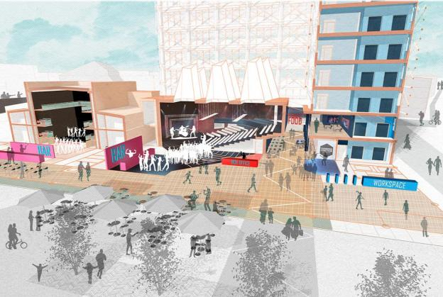 Levitt Bernstein to develop £30m arts centre masterplan
