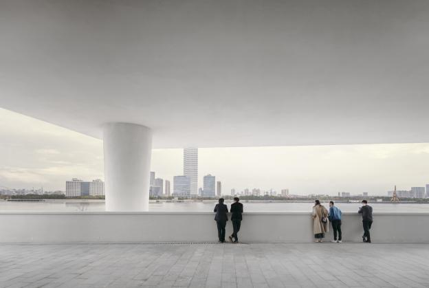 David Chipperfield launches West Bund museum