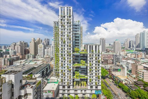 Sky Green development completes in Taichung